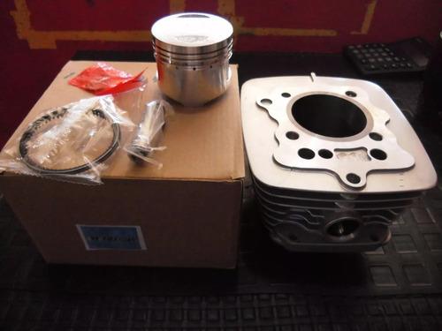 Kit De Cilindro Completo Moto 150cc Jaguar Md
