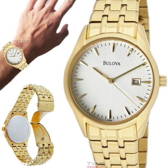 Relógio Bulova Unissex Dress Wb21445h / 97b109 - C/ Nfe