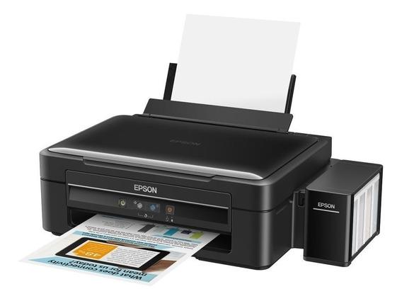 Impresora Multifuncional Epson L360 Tinta Continua Oferta