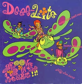 Deee-lite ¿groove Is In The Heart/what Is Love 12 Mix House