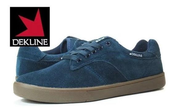 Zapato Dekline Talla 7, 39 California Cambio 5odlr