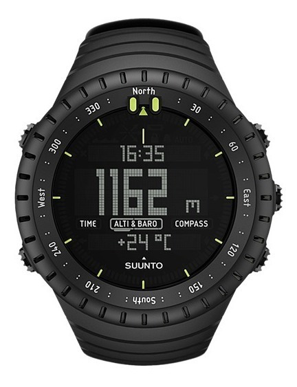 Relógio Suunto Core All Black (military)
