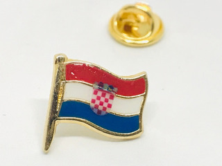 Pin Bandera Croacia