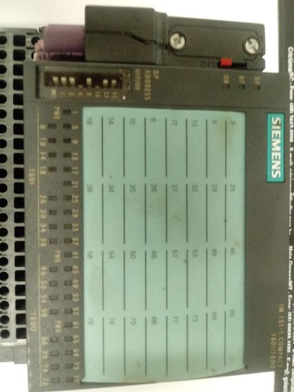 Et 200s - Módulo De Interface 6es7 151-1 Ca00-3bj0
