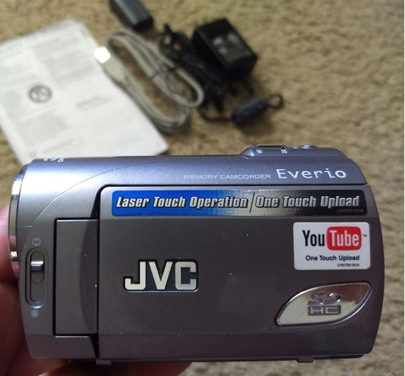 Filmadora Jvc Everio Gz-ms100us