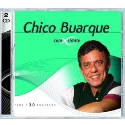 Série Sem Limite - Chico Buarque - 2 Cds