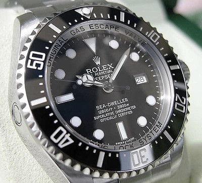 Rolex Submariner Deepsea / Sea Dweller Swiss