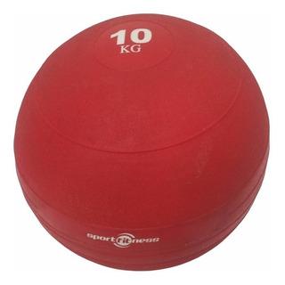 Balon Peso Pelota Medicinal 10kg Gymball Ejercicio Gimnasio