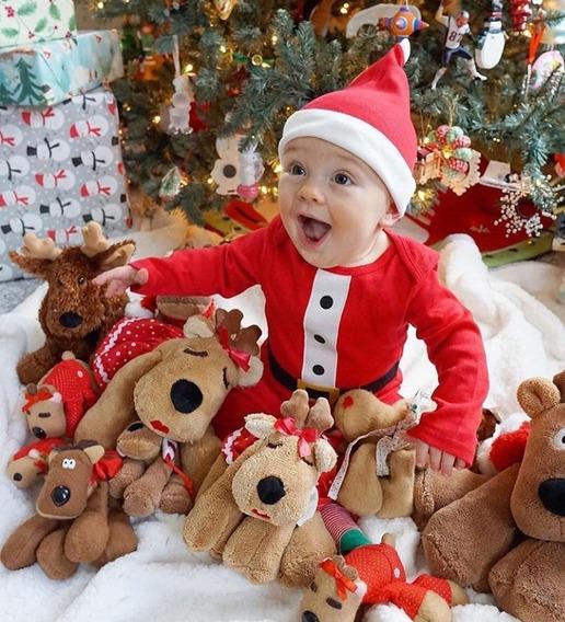 Ropa Carters Navidad Niño