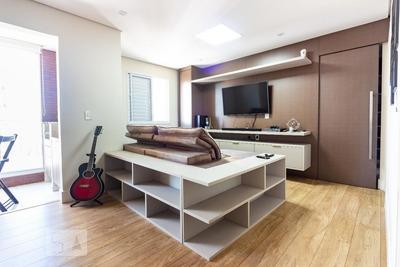 Apartamento No 8º Andar Mobiliado Com 1 Dormitório E 1 Garagem - Id: 892929213 - 229213