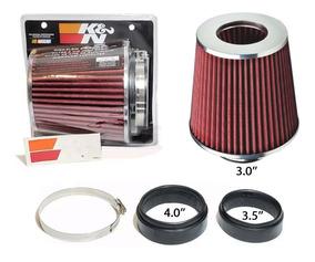 Filtro De Ar Esportivo K&n Kn Duplo Fluxo Rg1001 Conico