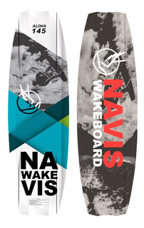 Prancha De Wakeboard Navis Aloha 145