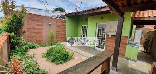 Casa Com 2 Dormitórios À Venda, 56 M² - Mont Serrat Ii - Vargem Grande Paulista/sp - Ca0170