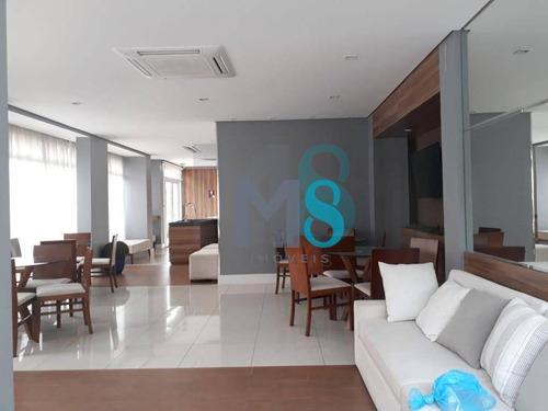 Imagem 1 de 21 de Apartamento Com 2 Dormitórios À Venda, 68 M² Por R$ 795.000 - Vila Romana - São Paulo/sp - Ap0144