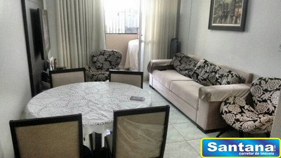 03721 - Apartamento 3 Dorms. (1 Suíte), Setor Central - Caldas Novas/go - 3721