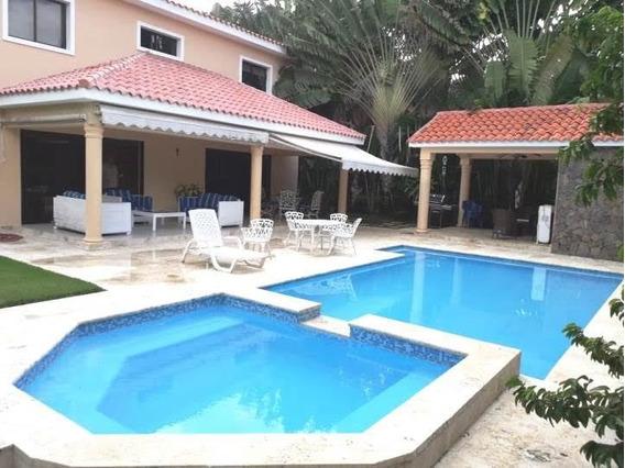 Vendo Villa En Juan Dolio