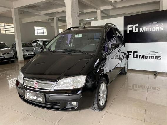 Fiat Idea Elx 1.4 Ano 2010 Completa