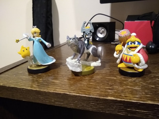 Varios Amiibos Zelda Smash Nintendo Switch Amiibo