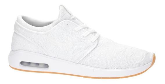 Zapatillas Nike Sb Air Max Janoski 2 White Gum Nuevas !