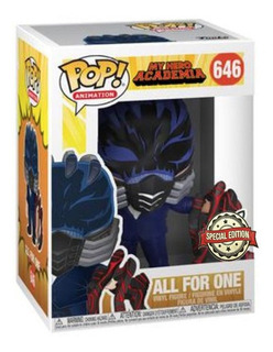 Funko Pop My Hero Academia All For One 646 Exclusivo Nuevo