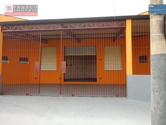 Salão Industrial Para Locação, Jardim Novo Mundo, Valinhos - Sl0024. - Sl0024