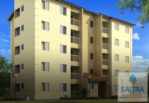 Apartamento Com 2 Dorms, Jardim São Miguel, Ferraz De Vasconcelos - R$ 300 Mil, Cod: 427 - V427
