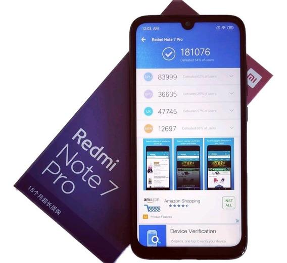 Xiaomi Redmi Note 7 Pro 6gb/128gb Global Rom