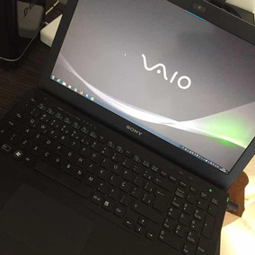 Notebook Sony Vaio Svs15115fbb Intel I7 - Fibra De Carbono