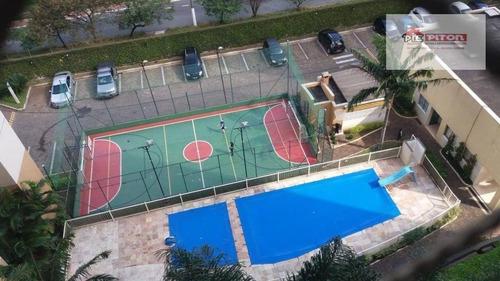 Apartamento Com 3 Dormitórios À Venda, 61 M² Por R$ 400.000,00 - Vila Guilhermina - São Paulo/sp - Ap0304