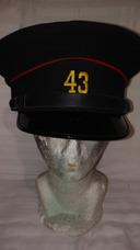 Gorra De Tropa Ejército Federal Revolución Réplica Talla 60 c8a4f9fd937