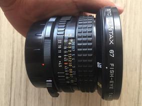 Lente Pentax 35mm F4.5 Fisheye