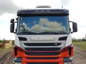 Scania G310 C/carroceria Hemann De 6 Mts