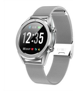 Relógio No. 1 Dt28 Smartwatch Bluetooth Monitor Cardíaco