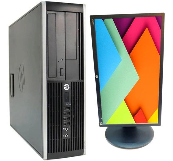 Cpu Pc Intel I5 3º Geração 8gb Hd500 Wifi + Monitor + Brinde