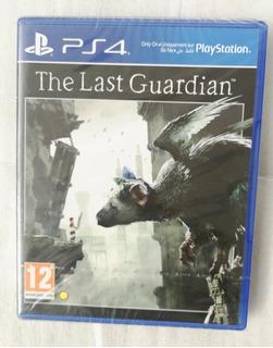 The Last Guardian Ps4 Juego Nuevo