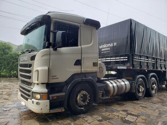 Scania R440 A 6x4 Automática 2013 = Volvo Fh, Mb Axor 2644