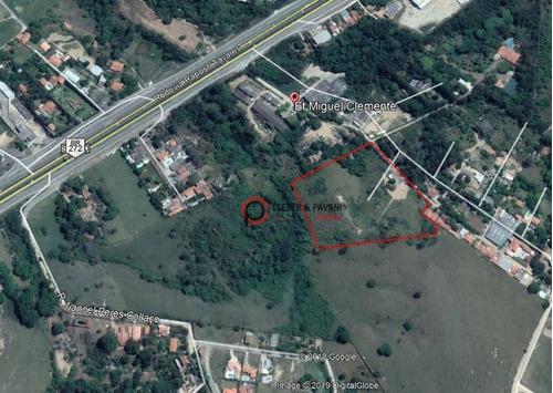 Imagem 1 de 3 de Área  Residencial  36.000 M2, Caputera, Sorocaba. - Ar0005