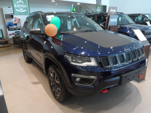 Jeep Compass 2.0 Trailhawk Aut. 21/21 - Pj E Produtor Rural