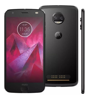 Celular Motorola Moto Z2 Force 64gb Dual Chip Xt1789 Vitrine