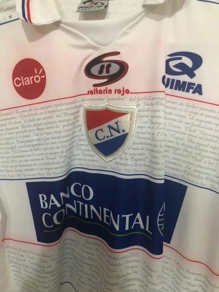 Jersey Nacional Uruguay Matchworn Chacho