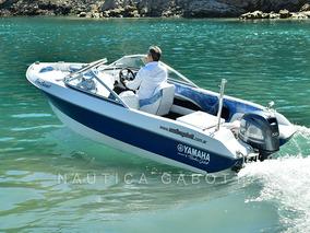 Lancha G 490 Open Con Motor Yamaha 50 Hp 4 Tiempos 0km Full