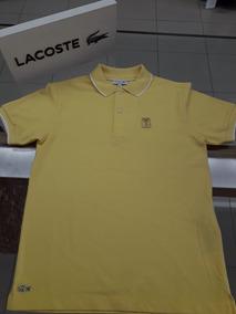 Polo Lacoste Infantil Pj008421 Original