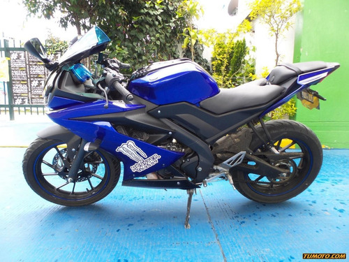 Motos Yamaha R15