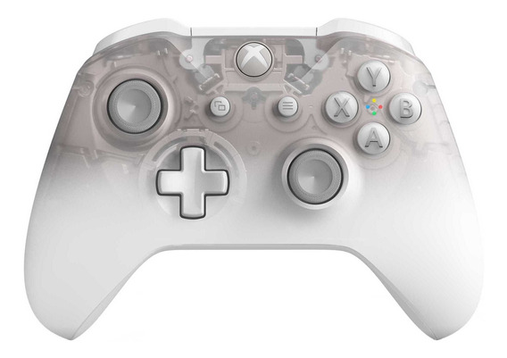 Joystick Microsoft Xbox One phantom white