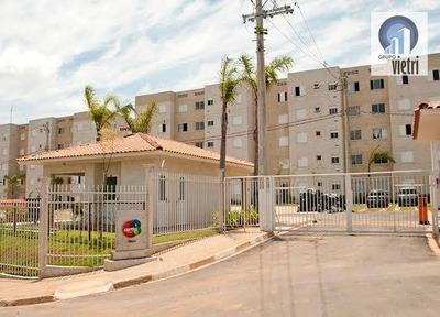 Apartamento Com 2 Dormitórios Para Alugar, 43 M² Por R$ 800/mês - Jardim São João (jaraguá) - São Paulo/sp - Ap3899