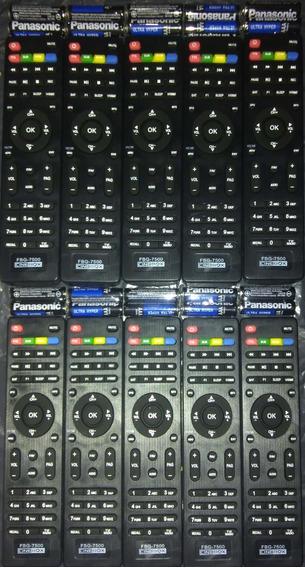 Controle Remoto Pequeno Tv C|ne Aparelho Pronta Entrega Ok