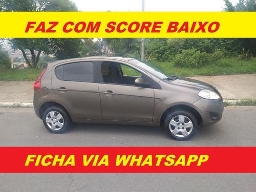 Fiat Palio Fire Flex Financiamento Com Score Baixo