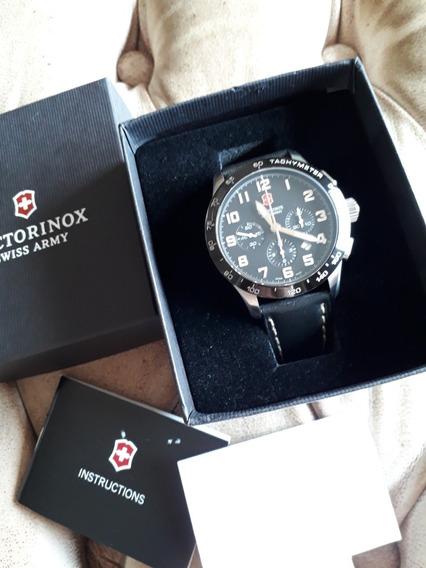 Relógio Victorinox Airboss Match 6 - Automático - 45mm Swiss