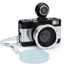 Câmera Fotográfica Fisheye 2 Imaginarium Frete Grátis
