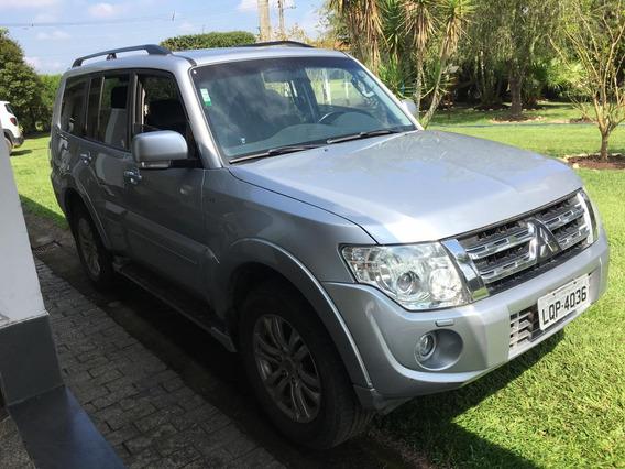 Pajero Full Hpe 3.2 4x4 Diesel - Automatico - Banco Couro